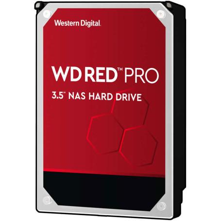 Disque Dur SATA 8To 256Mo WD RED PRO WD8003FFBX DD8TOWD8003FFBX - 1