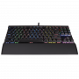 Clavier Corsair Gaming K65 LUX RGB (Cherry MX Red)