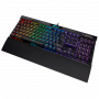 Clavier Corsair Gaming K70 RGB MK.2 Low Profile Rapidfire