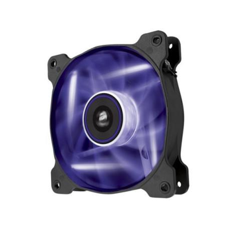 Ventilateur Corsair AF140 LED Violet 14cm Quiet Edition 66cfm 25dBA