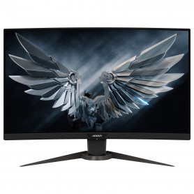 "Ecran AORUS 27"" CV27F Curve Gaming RGB 1920x1080 1ms 165Hz HDMI DP"