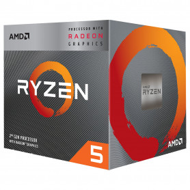Processeur AMD RYZEN 5 3400G 3.7/4.2Ghz 6M 4Core 65W AM4