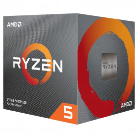 Processeur AMD RYZEN 5 3600 3.6/4.2Ghz 35M 6Core 65W AM4