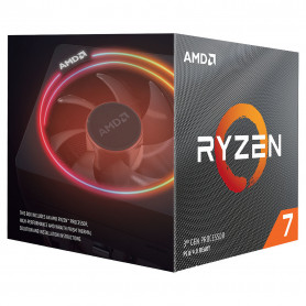 Processeur AMD RYZEN 7 3700X 3.6/4.4Ghz 36M 8Core 65W AM4