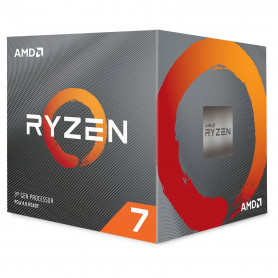 Processeur AMD RYZEN 7 3800X 3.9/4.5Ghz 36M 8Core 105W AM4