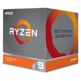 Processeur AMD RYZEN 9 3900X 3.8/4.6Ghz 70M 12Core 105W AM4