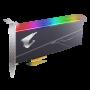 SSD PCIe 512Go AORUS RGB GP-ASACNE2512GTTDR 3480Mo/s 2100Mo/s SSD512_A_ASACNE251 - 3