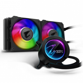Kit WaterCooling Aorus Liquid Cooler 240mm RGB