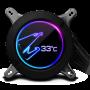 Kit WaterCooling Aorus Liquid Cooler 280mm RGB WCAOLC280 - 2