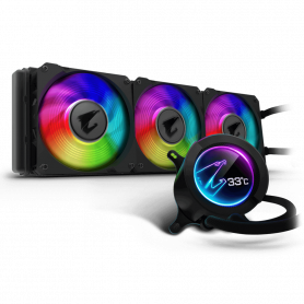 Kit WaterCooling Aorus Liquid Cooler 360mm RGB