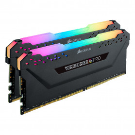 DDR4 Corsair Vengeance RGB PRO Kit 16Go 2x8Go 3200Mhz 1.35V CL16