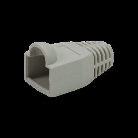 LogiLink Manchon de protection pour connecteur RJ45 MP0063 Gris CRJ45_MP0063-1 - 1