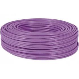 Cable Réseaux RJ45 100m Cat7 S/FTP 1200Mhz Violet CRJ45_C7_100M-SFTP - 2