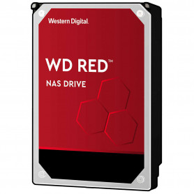 Disque Dur SATA 6Gb/s 10To WD RED WD100EFAX NAS