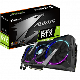 Carte Graphique AORUS GV-N207SAORUS-8GC RTX 2070 SUPER 8Go