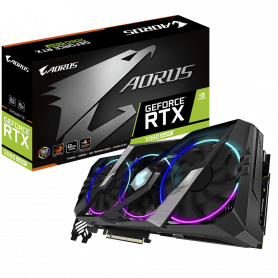 Carte Graphique AORUS GV-N206SAORUS-8GC RTX 2060 SUPER 8Go
