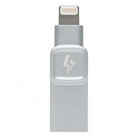Clef USB 3.0 128Go Kingston DataTraveler BOLT Duo Lightning iPhone