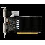 Carte Graphique MSI GT 710 2GD3H LP GT710 2Go DDR3 Silent Low Profile CVMS-GT7102GD3HLP - 2