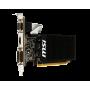 Carte Graphique MSI GT 710 2GD3H LP GT710 2Go DDR3 Silent Low Profile CVMS-GT7102GD3HLP - 3