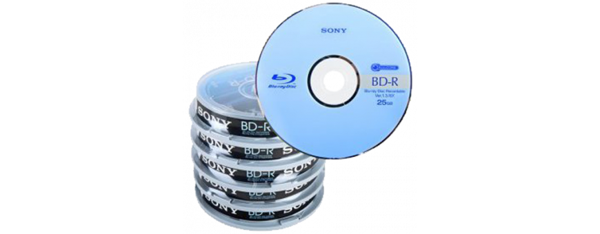 Blu-ray Vierges