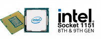 Processeur Intel Socket 1151