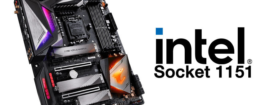 Carte Mère Intel Socket 1151