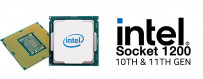 Processeur Intel Socket 1200 sur instinctgaming.gg